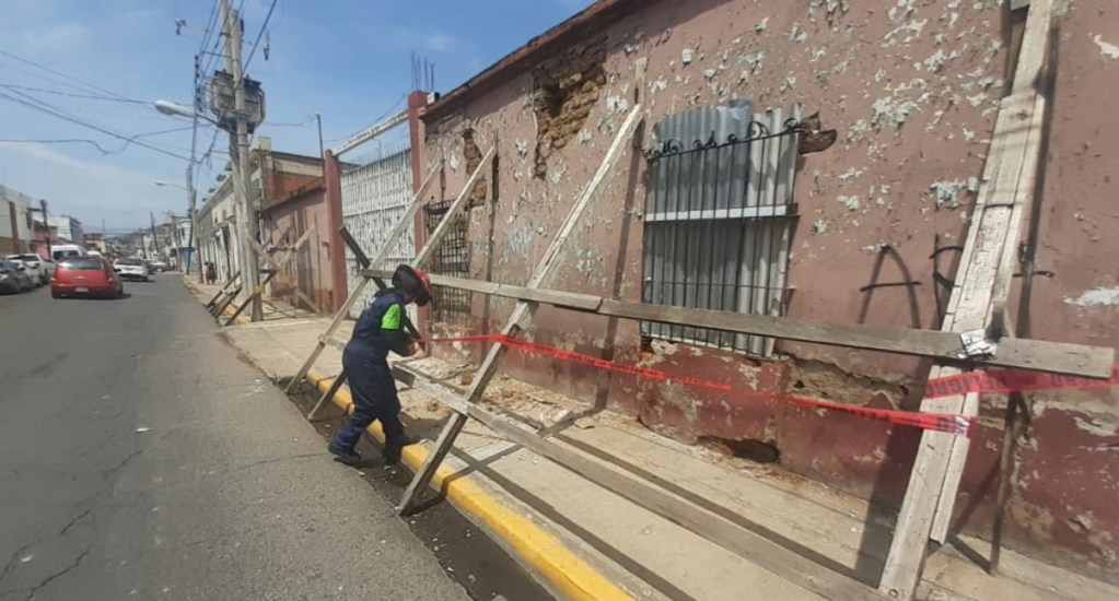 Se registraron 30 mil sismos en México durante 2020: CNPC - Daños Oaxaca Sismo México