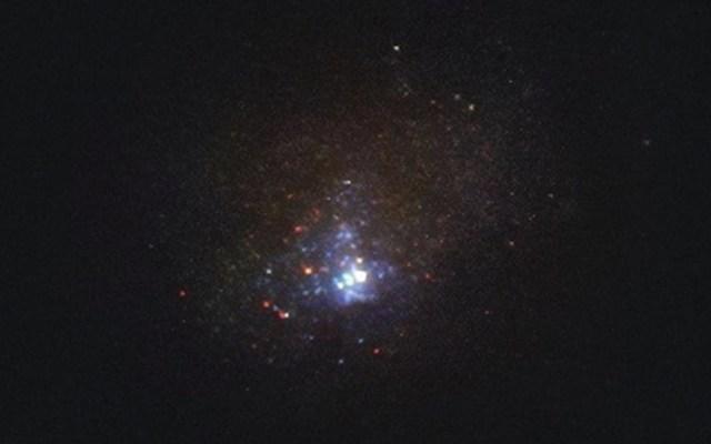 Astrónomos detectan desaparición de una estrella en galaxia enana - Foto de EFE