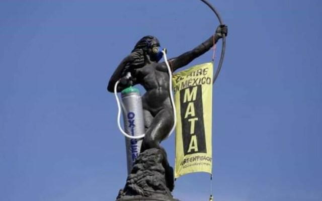 Ciudadanía lidera defensa de derecho al medioambiente en América Latina - Foto de Greenpeace