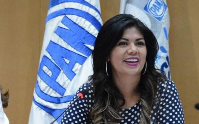 Diputada América Rangel da positivo a COVID-19 - Diputada América Rangel. Foto de @amelorenz
