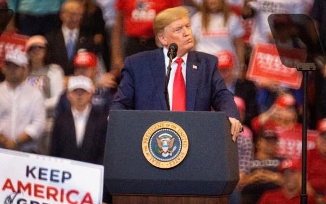 """Trump asegura que EE.UU. se recuperará pronto de """"plaga de China"""" - Foto de EFE"""
