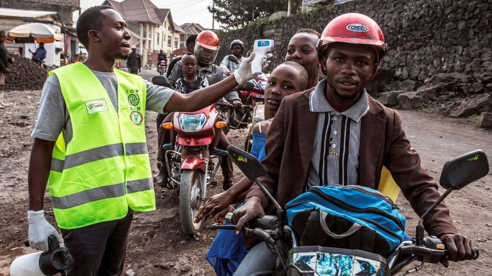 República Democrática del Congo declara nuevo brote de ébola - Ébola República Democrática del Congo control Sanitario