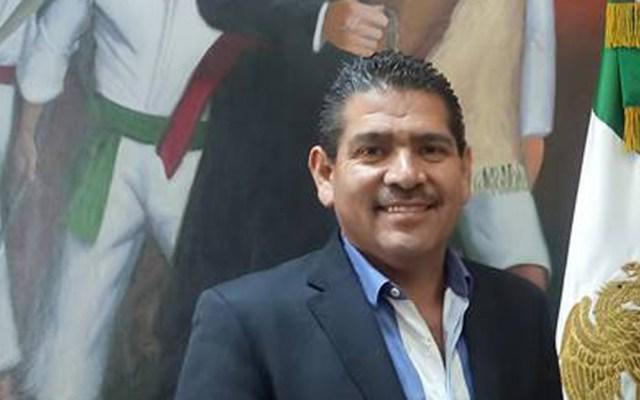 Fiscalía de Jalisco cita a declarar a alcalde por muerte de Giovanni - Eduardo Cervantes Aguilar, alcalde de Ixtlahuacán de los Membrillos. Foto de Facebook
