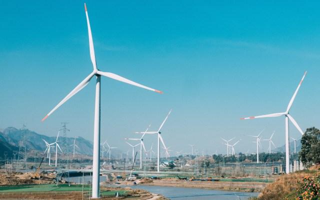 Estados organizan 'resistencia' contra nueva política energética - Energía eólica. Foto de  Jerry Zhang / Unsplash