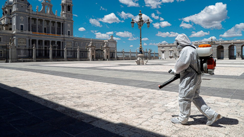 España aplicará plan especial de prevención hasta 'derrotar' al COVID-19 - España coronavirus COVID-19