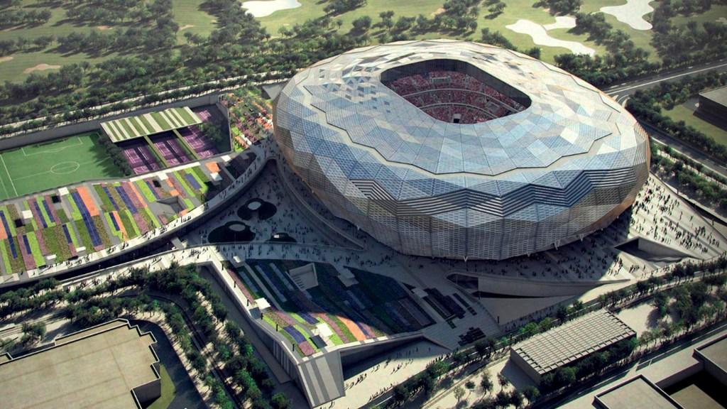 Qatar inaugurará estadio diseñado por FIA para el Mundial de 2022 - estadio qatar