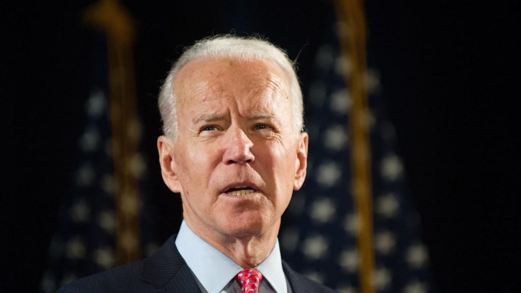 Creo que tenemos los votos para que Joe Biden sea presidente de EE.UU., asegura Ocasio-Cortez - Candidato demócrata a la Presidencia de Estados Unidos, Joe Biden. Foto de EFE