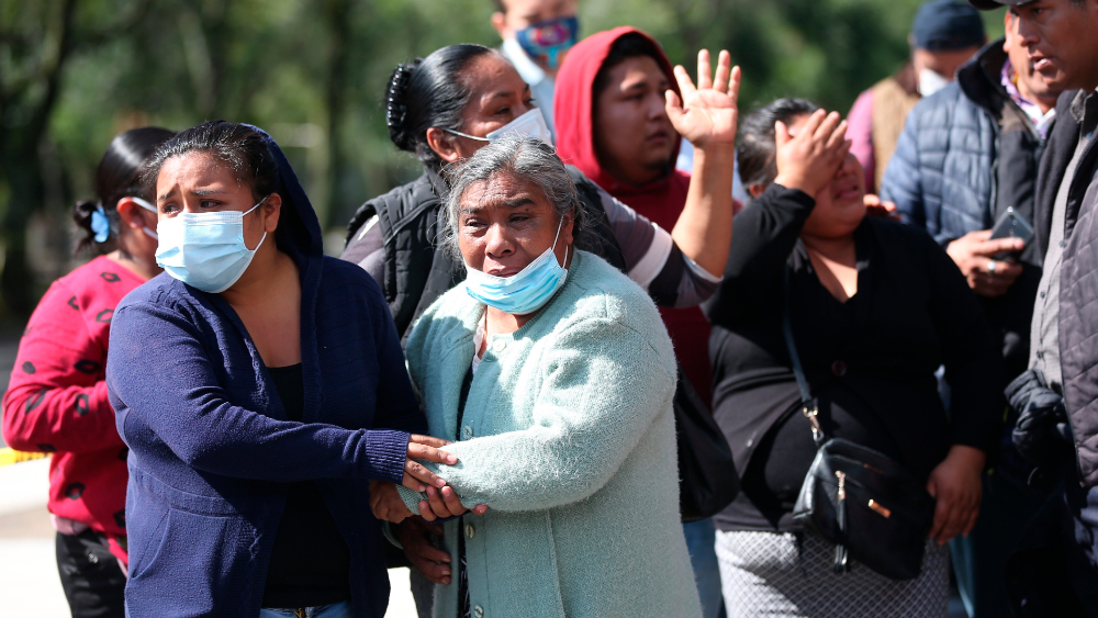 Familia de Gabriela Gómez pide reparación justa tras ataque a García Harfuch - Familia de Gabriela Gomez. Foto se EFE