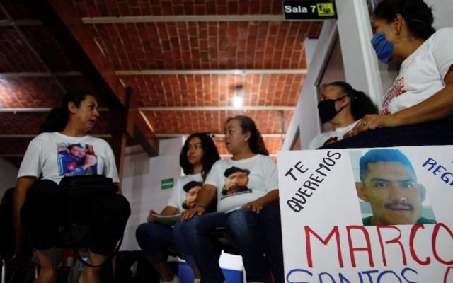 Familiares de víctimas cuestionan estrategias de búsqueda del Gobierno Federal - Foto de EFE