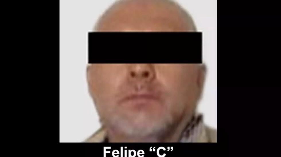 FGR extradita a EE.UU. a 'El Inge' uno de los operadores más violentos del Chapo Guzmán - Foto de FGR
