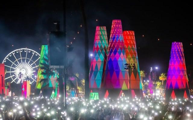 Cancelan definitivamente edición 2020 de Coachella - Festival de música Coachella en su edición 2019. Foto de @coachella