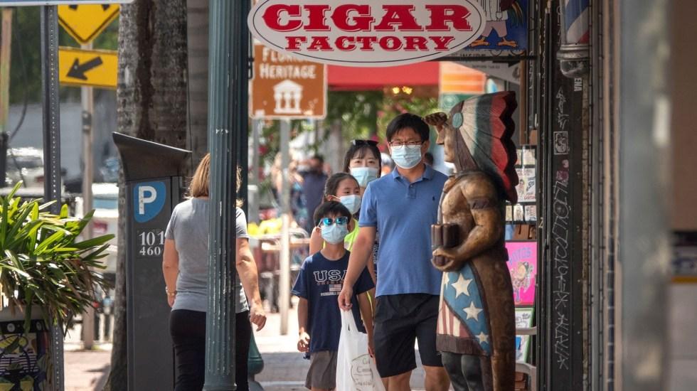 Disminuyen los contagios de COVID-19 en Florida pero en Miami-Dade la epidemia no da tregua - Florida COVID-19 coronavirus pandemia epidemia