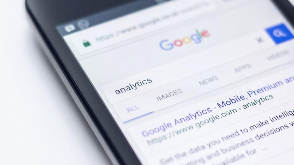 Google anuncia nuevas medidas para proteger datos de usuarios - Google búsqueda internet logo 2