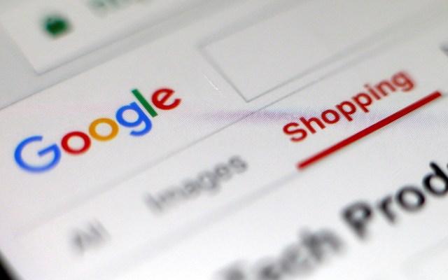 Google eliminará por defecto historial de búsqueda de nuevos usuarios cada 18 meses - Google búsqueda internet logo