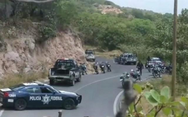 Emboscada contra policías en Guerrero deja seis muertos; Héctor Astudillo condena los hechos - Guerrero ataque policías disparos
