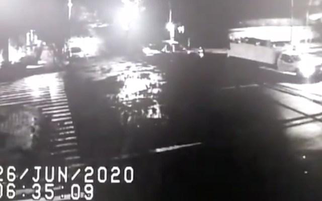 #Videos Así ocurrió el atentado contra Omar García Harfuch - Imágenes del atentado contra Omar García Harfuch. Captura de pantalla.