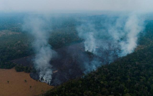 Deforestación del Amazonas en 2019 fue la mayor en 11 años - Incendio en el Amazonas en 2019