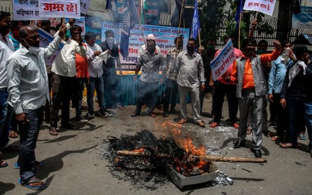 """Modi da al Ejército indio """"vía libre"""" mientras negocia con China - Foto de EFE"""