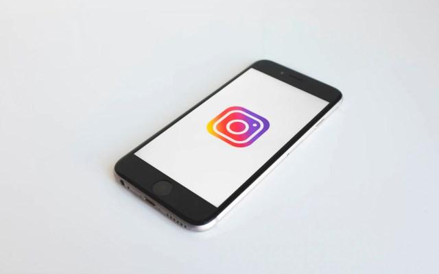 Algoritmo de Instagram prioriza fotos de personas con poca ropa, según estudio - instagram logo