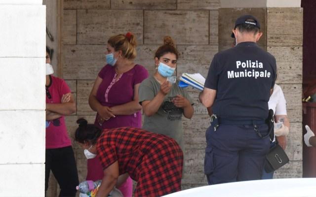 Italia registra 8 muertos por COVID-19, el menor aumento en cuatro meses - Italia registra 8 muertos por COVID-19