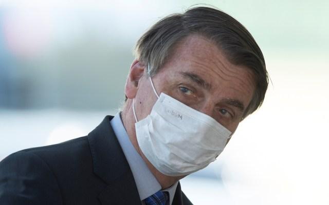 Bolsonaro minimiza el riesgo de una segunda ola de COVID-19 en Brasil - Jair Bolsonaro