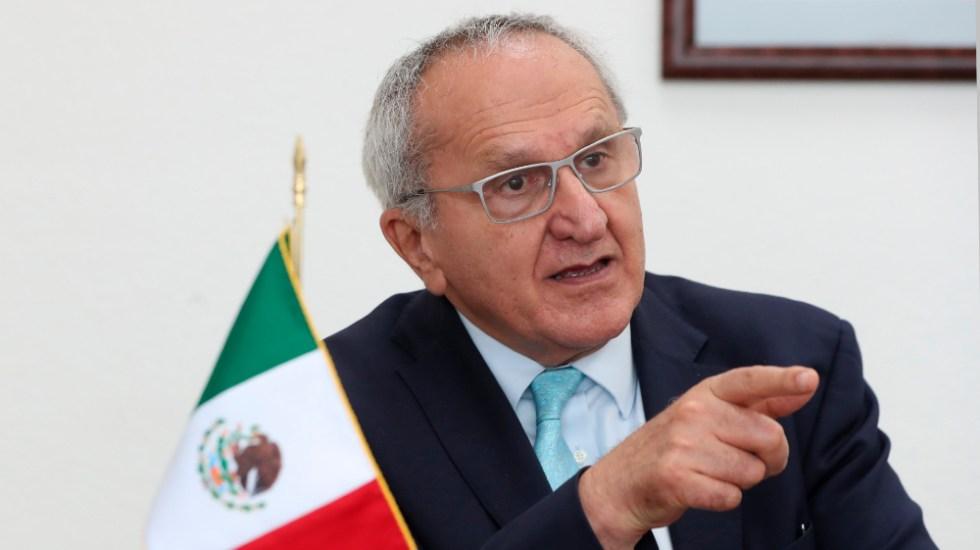 AMLO propondrá nuevos embajadores en Francia, Argentina y China - Jesús Seade T-MEC embajadores