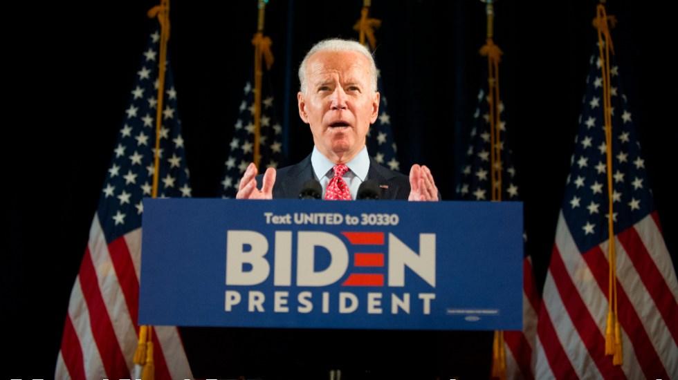 Biden amplía su ventaja en Pensilvania, estado crítico para la elección - Foto de EFE