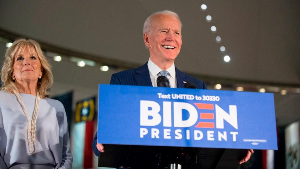 Joe Biden gana oficialmente candidatura presidencial demócrata - Joe Biden