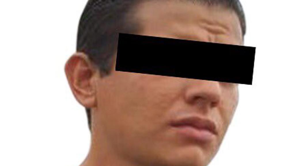 Dan prisión preventiva a piloto que intentó volar con 152 kilos de cocaína en Chiapas - Joel F., piloto que pretendía despegar del Aeropuerto de Palenque, Chiapas, con 152 kg de cocaína. Foto de FGR
