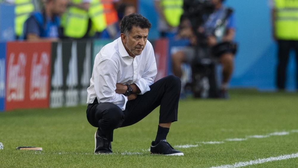 Juan Carlos Osorio aceptó que se equivocó en partido ante Suecia del Mundial 2018 - Foto de Mexsport