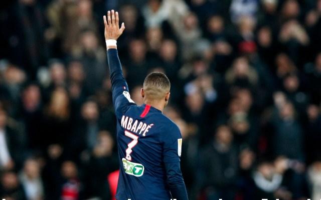 Mbappe es el futbolista más caro del mundo, revela estudio - Foto de EFE