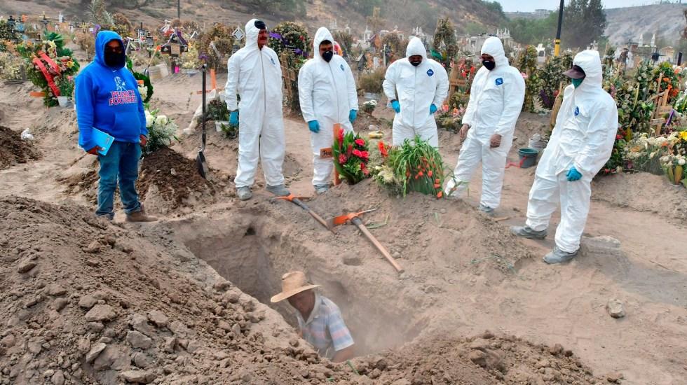 """Pandemia de COVID-19 """"es un asunto inconmensurable"""", lamenta López-Gatell - Latinoamérica muertes México coronavirus COVID-19"""