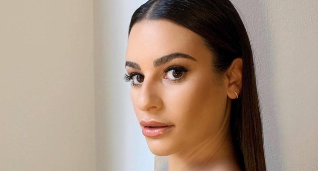 Lea Michele ofrece disculpas a Samantha Ware tras señalamientos por racismo - Lea Michele