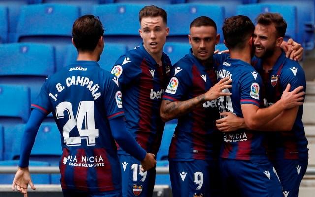 Levante vence a domicilio al Espanyol - Levante Espanyol