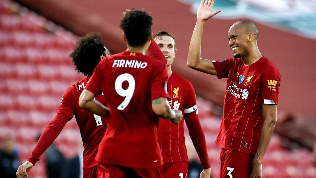 Liverpool campeón de la Premier League tras 30 años de espera - Liverpool FC celebración Crystal Palace 24062020