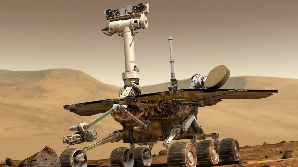 NASA dejará en manos de sus 'rovers' la búsqueda de vida en otros planetas - Marte rover NASA planetas
