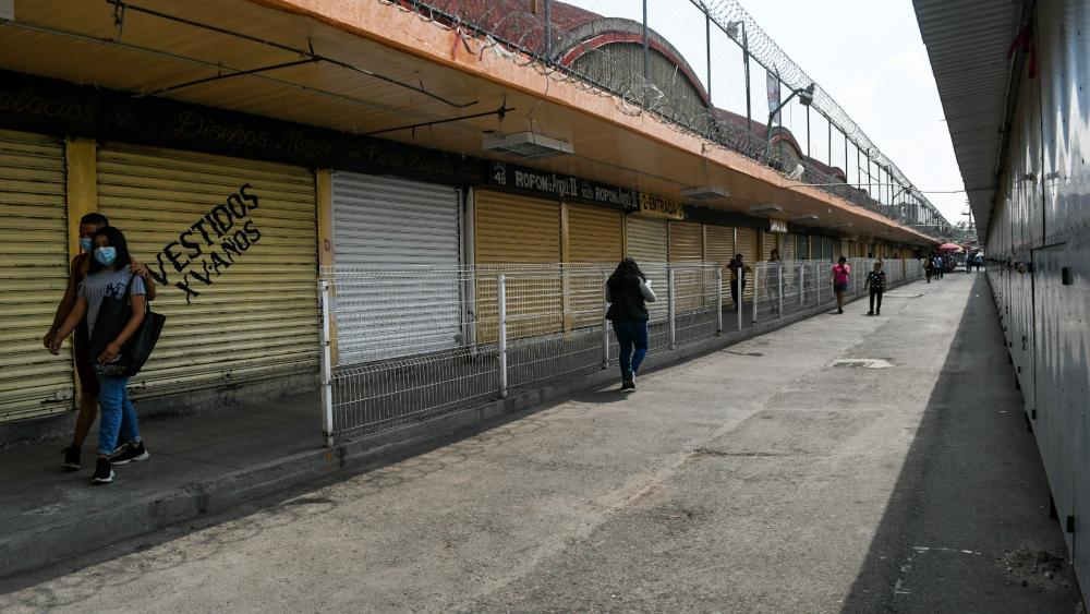 Indicadores del Inegi muestran que economía marcha a fase recesiva - Foto de Notimex