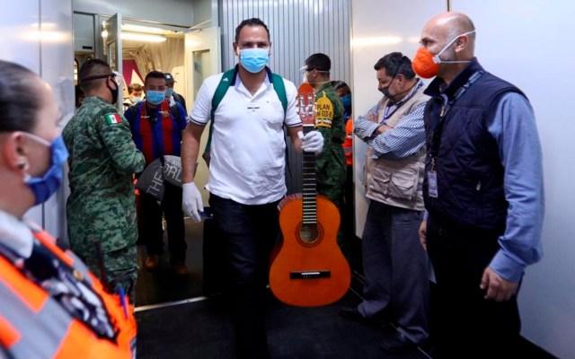 Regresan a México 321 connacionales provenientes de Barbados - mexicanos Barbados coronavirus COVID-19