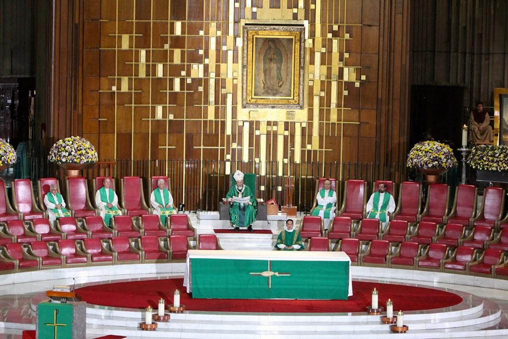 Presenta Segob protocolo para regreso a las actividades religiosas - Foto de @DesdeLaFe