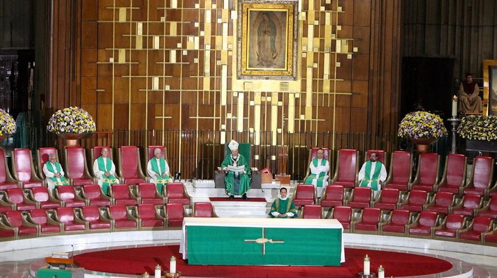 Misas podrán tener aforo de 50 por ciento ante cambio a Semáforo Verde - Foto de @DesdeLaFe