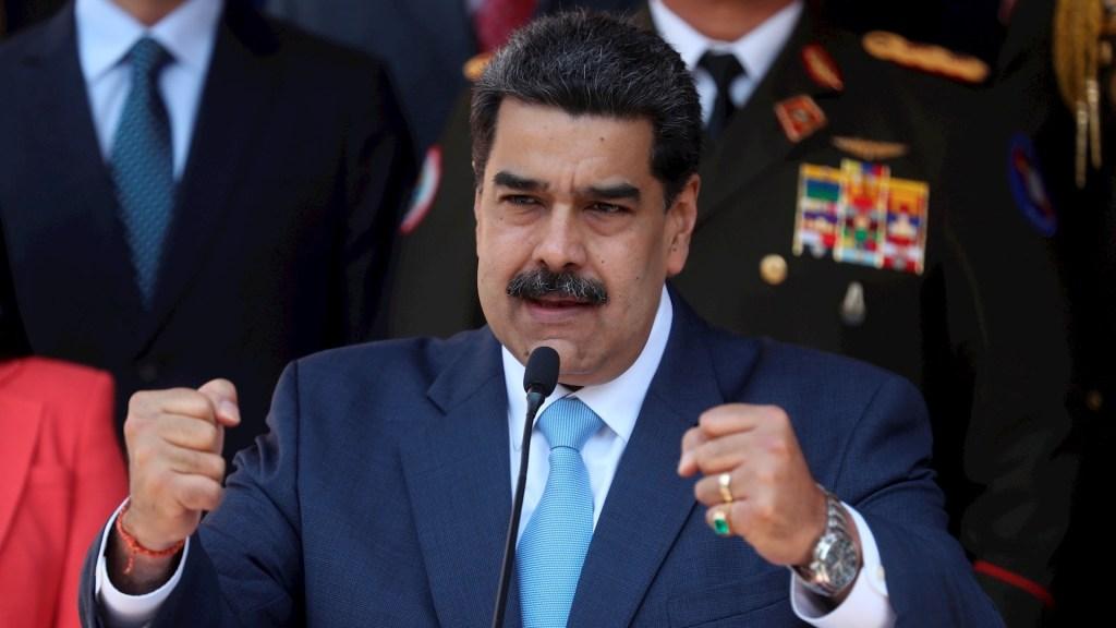 """Maduro dice que """"no es mala idea"""" que Venezuela compre misiles a Irán - Nicolás Maduro Venezuela presidente"""