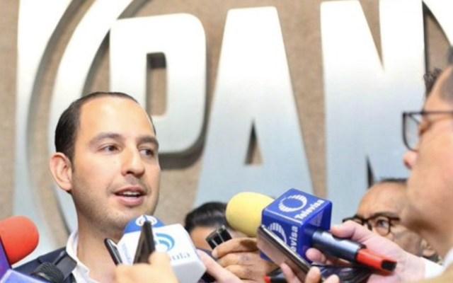 PAN pide a OMS reconsiderar postulación de Hugo López-Gatell a grupo de expertos - Foto de Twitter Acción Nacional