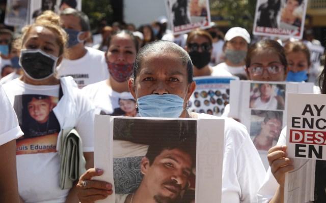 Rescatan en Jalisco a ocho personas reportadas como desaparecidas - Foto de EFE