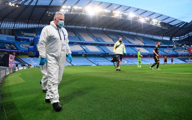 Premier League confirma caso positivo de COVID-19 tras novena ronda de pruebas - Premier League coronavirus COVID-19