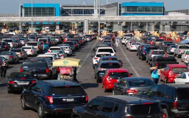 Activan punto de revisión en frontera Chihuahua-Texas para detectar tráfico de armas y mercancías - Puente internacional con Texas