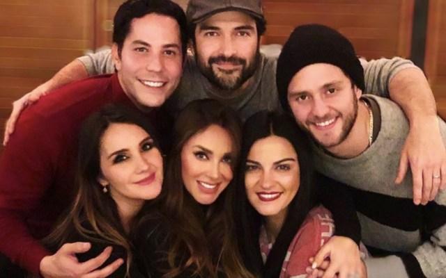 Dulce María revela que está embarazada; compañeros de RBD la felicitan - Foto de Instagram