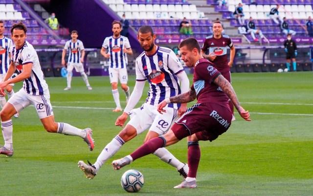Real Valladolid y Celta de Vigo empatan sin goles en un estadio sin aficionados - Real Valladolid vs Celta de Vigo