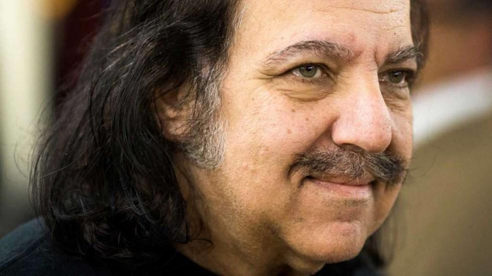 Acusan de violación al actor de contenido para adultos Ron Jeremy - Ron Jeremy. Foto de Jordan Stead / Seattlepi.com