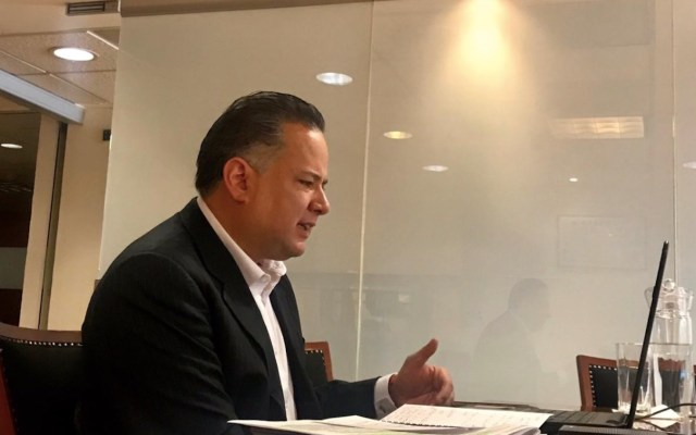 Operativo Agave Azul, el mayor golpe financiero a un cártel de las drogas: Santiago Nieto - Foto de Twitter Santiago Nieto
