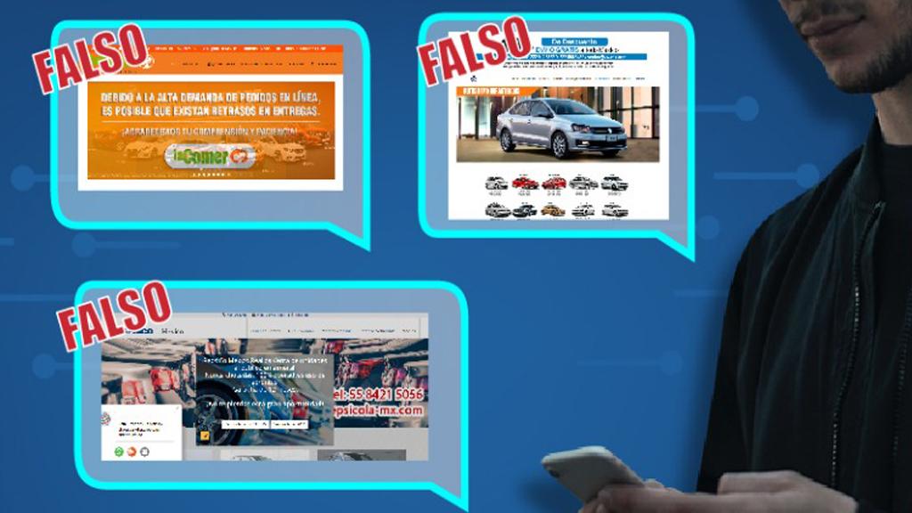 SSC capitalina alerta sobre sitios web falsos de venta de autos - Sitios apócrifos de venta de autos para robo de datos y fraudes. Foto de @SSC_CDMX